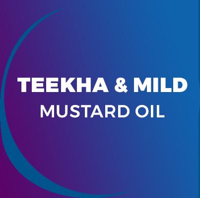 Teekha Refined Mustard Oil