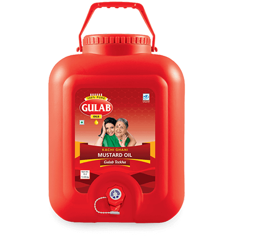 Refined Mustard Oil 15ltr Jar